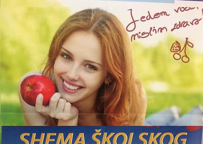 SHEMA ŠKOLSKOG VOĆA I POVRĆA 2017/2018